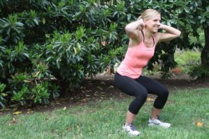 Squats for Summer Fitness