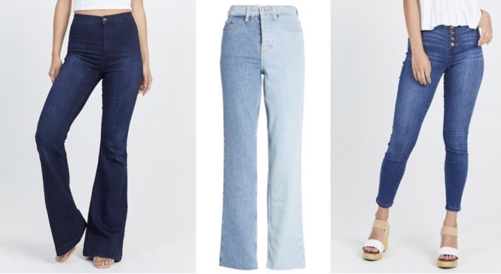 Trendy Jeans for Back-to-school style